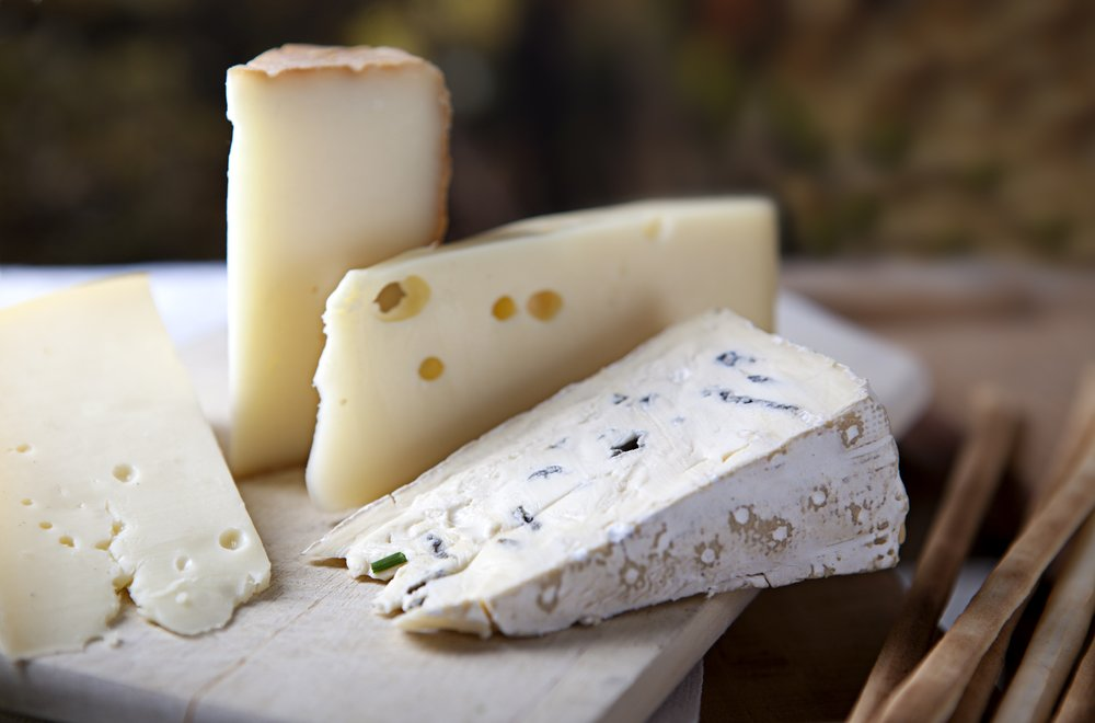 Sample Artisan Cheese In Shelton