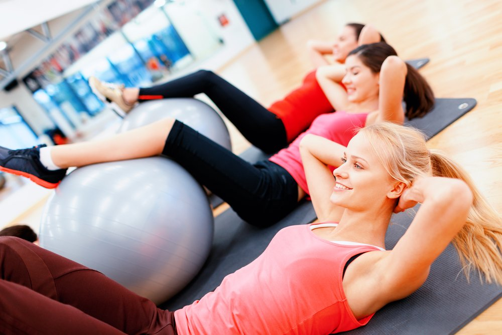 Enjoy A Pilates Class Near Shelton